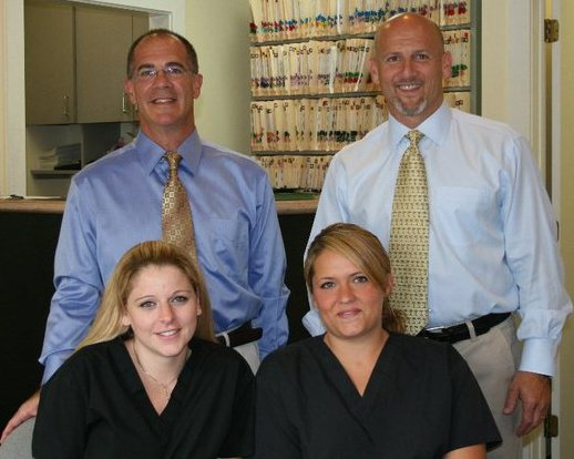 Bedminster Chiropractic Team Picture